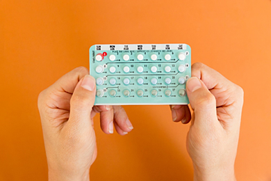 birth control affects fertility